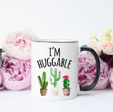 I'm Huggable Mug