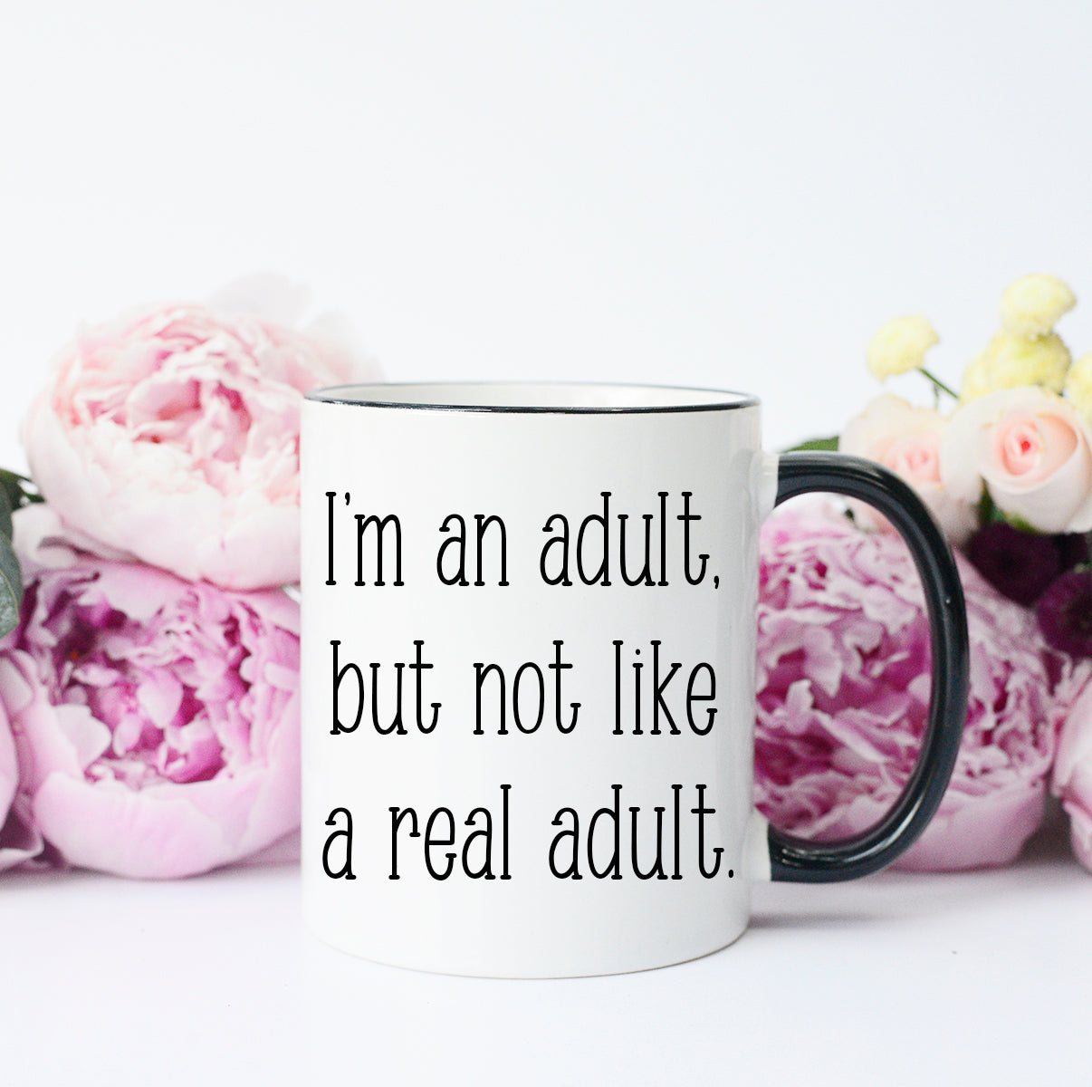 dont make me adult