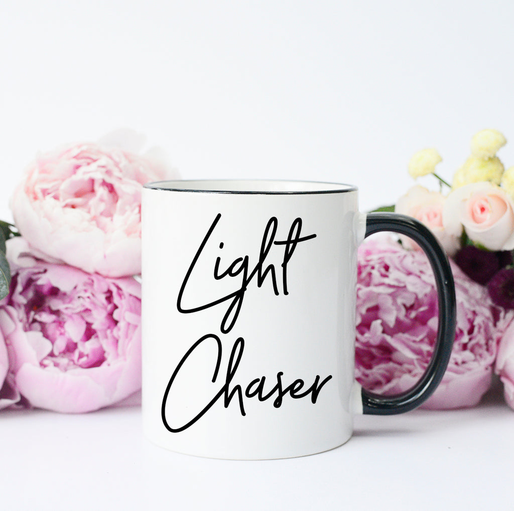 Light Chaser Photography Mug
