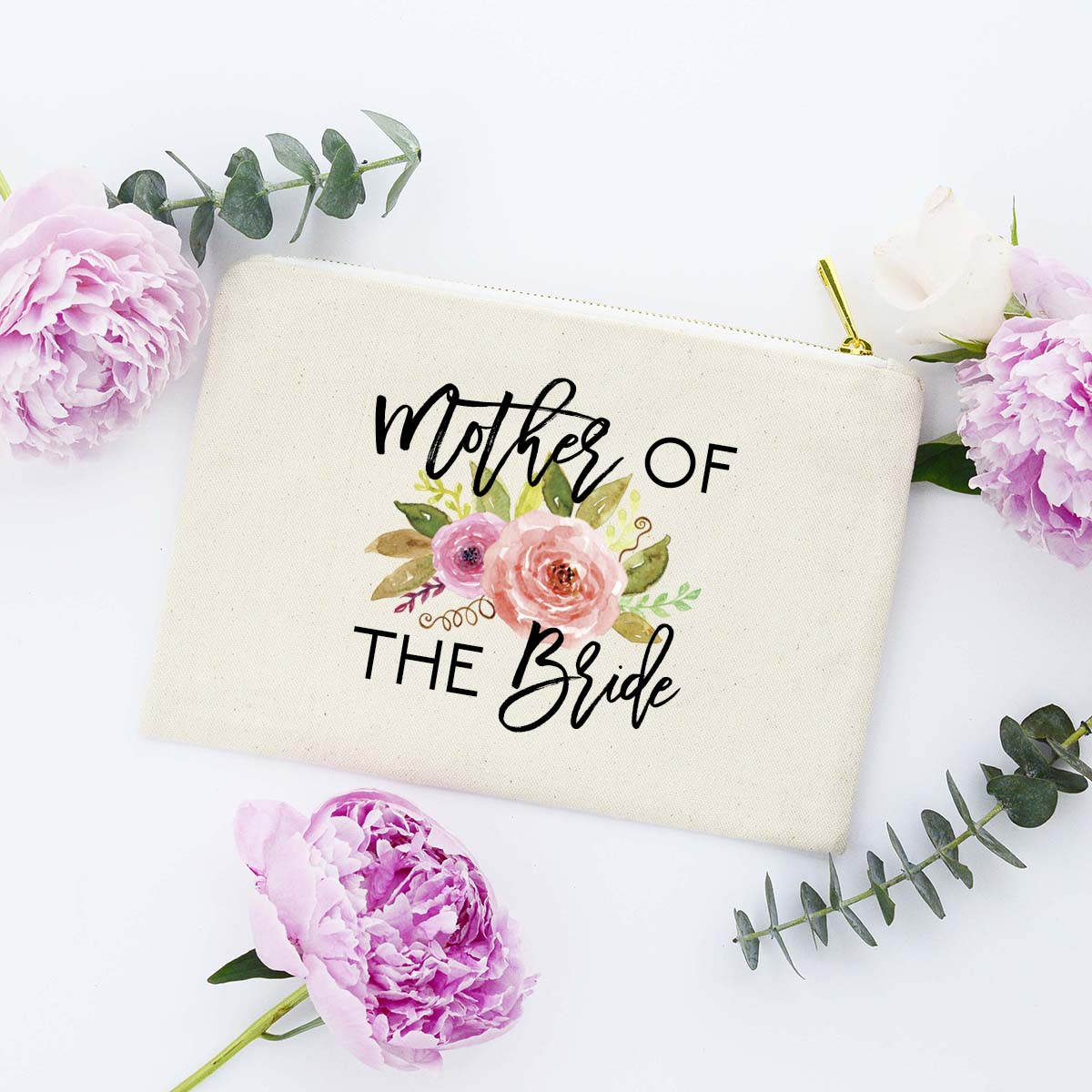 mother of the bride makeup bag