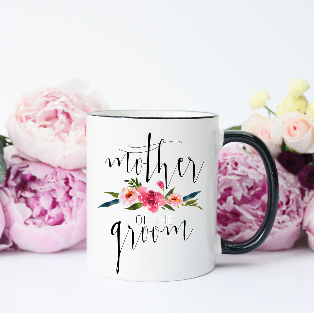 Mother of the Groom Gift Mug