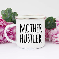 mother hustler camp mug