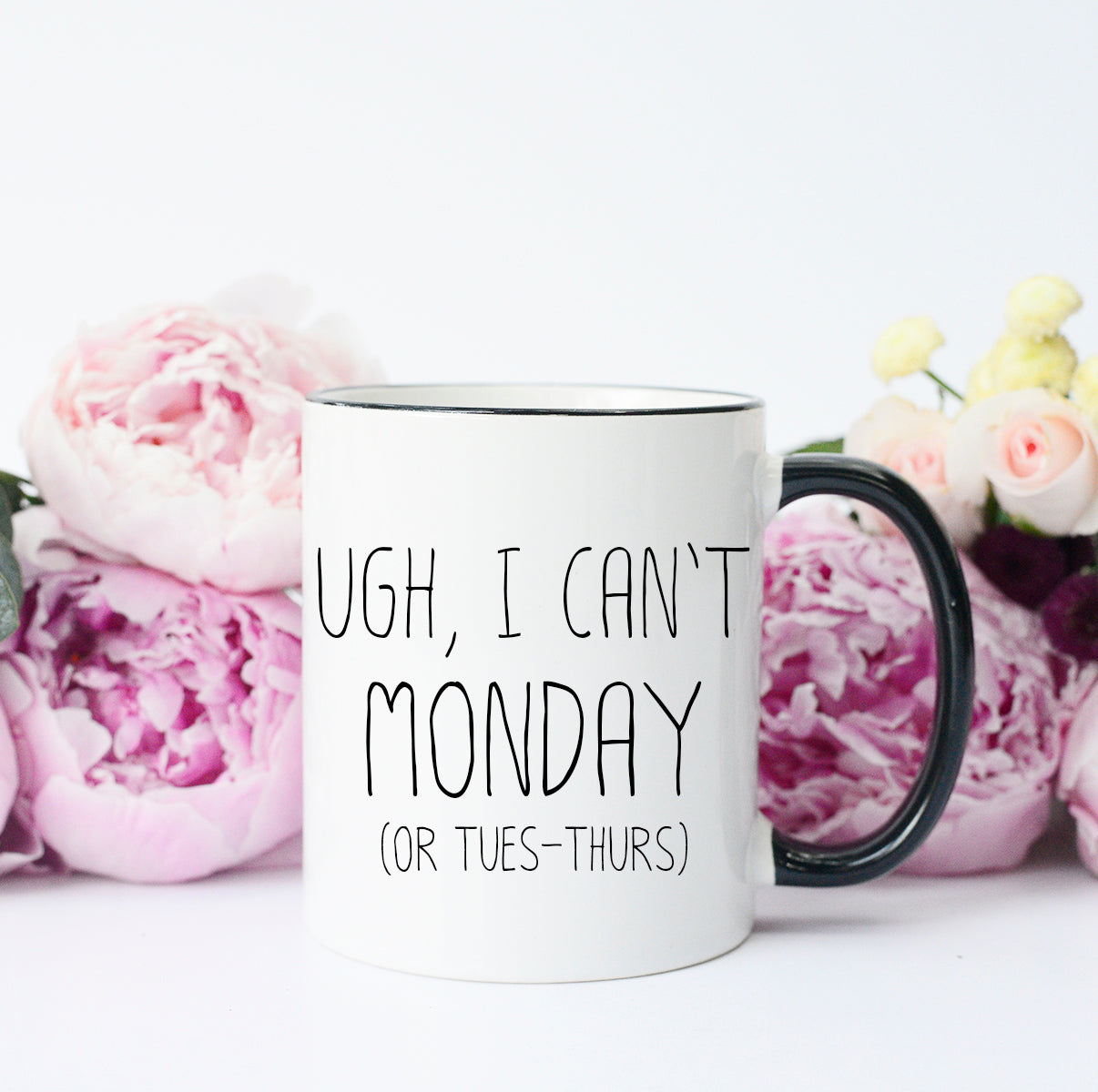 I can't monday