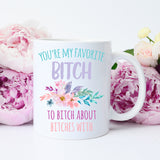 Funny Best Friend Mug