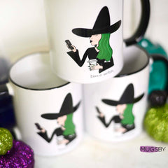 basic witch mugs