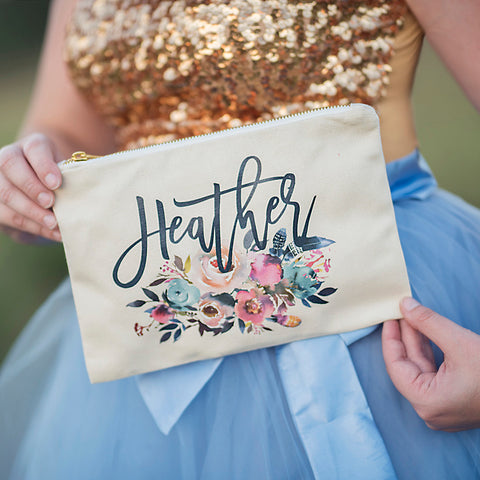 Wedding Toiletry Bag