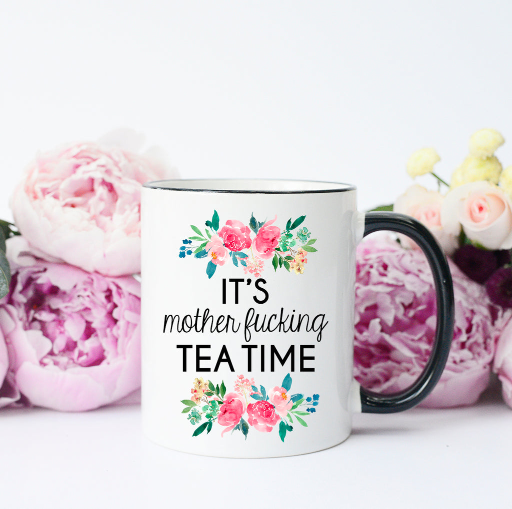 It's Tea Time Mug