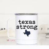 Texas Strong Travel Cup