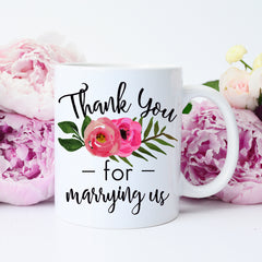 officiant wedding gift