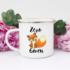no fox given mug