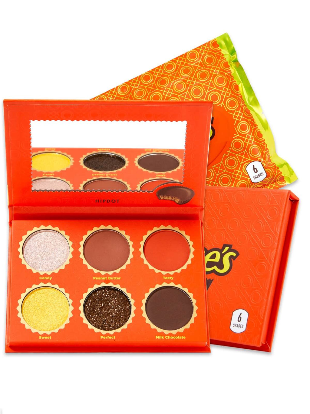 Reese's Milk Chocolate Cup Pigment Palette