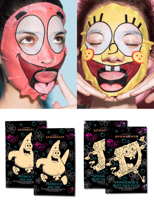Best Friends Mask 4-Pack