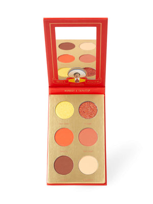 Tapatío Eyeshadows & Sponge Set