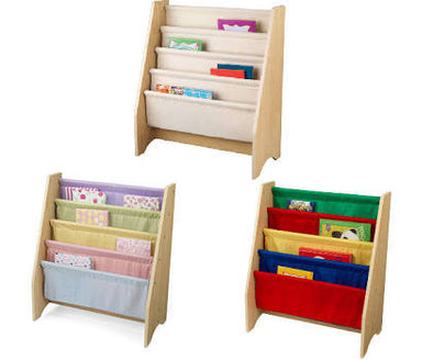 Book shelf - Sling, , KidKraft, Little Toy Lane - Little Toy Lane
