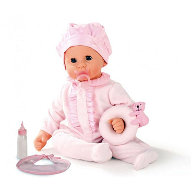 Götz Cookie Care, 48 cm, with Functions, Educational Dolls, Gotz, Little Toy Lane - Little Toy Lane