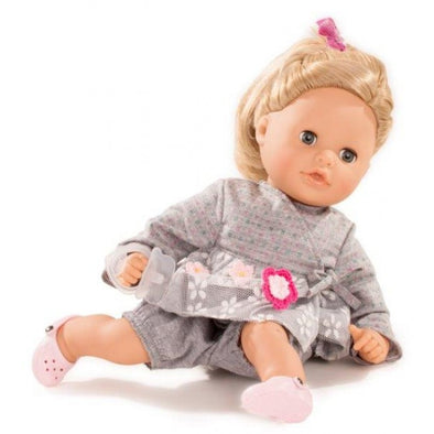 Götz Aquini Cosy Europe, 33cm, Educational Dolls, Gotz, Little Toy Lane - Little Toy Lane