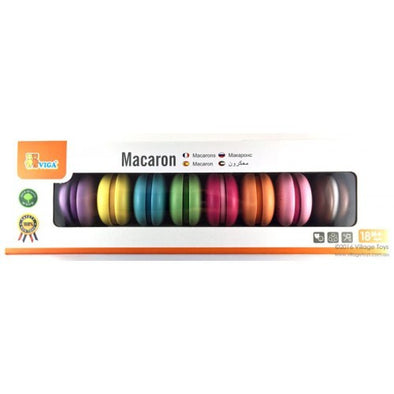 Viga - Macaron (Box of 8), Kitchen Play, La Belle Toys, Little Toy Lane - Little Toy Lane