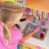 Deluxe Big & Bright Play Kitchen, Kitchen Play, KidKraft, Little Toy Lane - Little Toy Lane