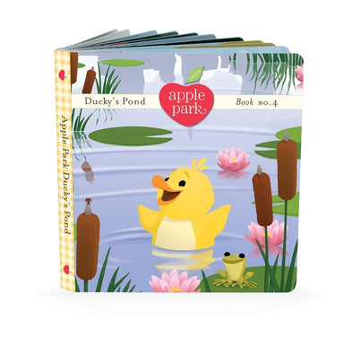 Apple Park - Ducky's Pond Book, , Apple Park, Little Toy Lane - Little Toy Lane