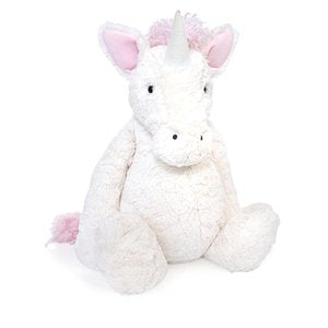 Bashful Unicorn Medium, JellyCat, Jellycat, Little Toy Lane - Little Toy Lane