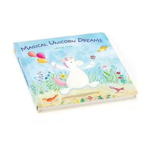Unicorn Dreams (Bashful Unicorn Book), JellyCat, Jellycat, Little Toy Lane - Little Toy Lane