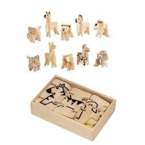 Animal Creation, Puzzles, Wonderworld, Little Toy Lane - Little Toy Lane
