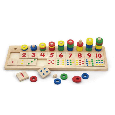 Count and Match Numbers, Puzzles, La Belle Toys, Little Toy Lane - Little Toy Lane