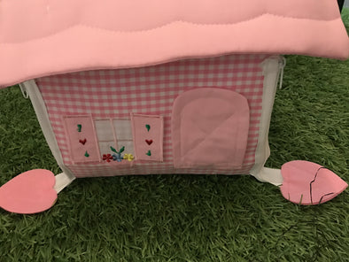 Bunny House- Growing World, Cloth Books, Growing World, Little Toy Lane - Little Toy Lane