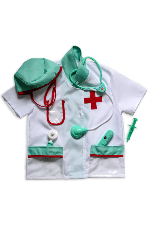 Medical Dress Up Kit, , Kiddie Connect, Little Toy Lane - Little Toy Lane