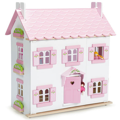 Sophie's House Doll House, Dolls Houses, Le Toy Van, Little Toy Lane - Little Toy Lane