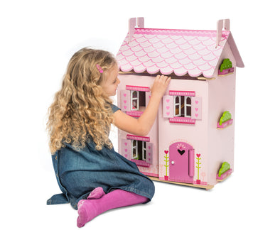 My First Dream House (With Furniture), Dolls Houses, Le Toy Van, Little Toy Lane - Little Toy Lane