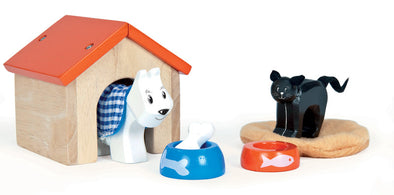 Pet Accessory Set, Dolls Houses, Kaleidoscope, Little Toy Lane - Little Toy Lane