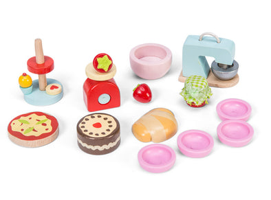 Make & Bake Kitchen Accessory Pack, Dolls Houses, Le Toy Van, Little Toy Lane - Little Toy Lane