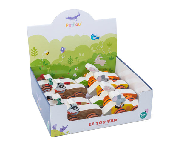 Petilou Woodland Racer, , Kaleidoscope, Little Toy Lane - Little Toy Lane