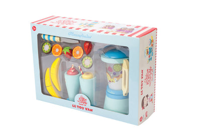Honeybake Blender Set 'Fruit & Smooth, Kitchen Play, Le Toy Van, Little Toy Lane - Little Toy Lane