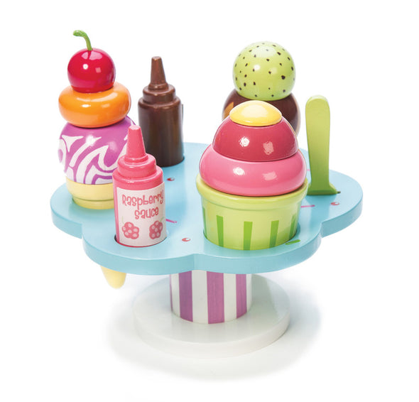 Honeybake Carlo's Gelato, Kitchen Play, Le Toy Van, Little Toy Lane - Little Toy Lane