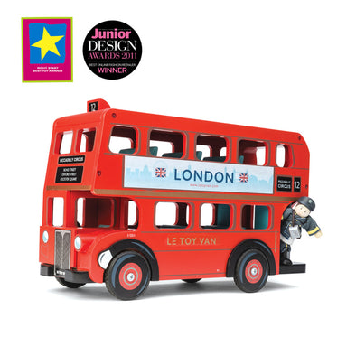 Le Toy Van - London Bus, , Le Toy Van, Little Toy Lane - Little Toy Lane