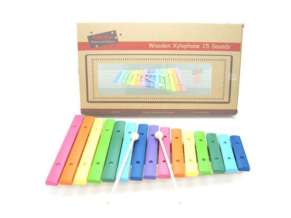 LGE COLOUR XYLOPHONE, Music, Eleganter, Little Toy Lane - Little Toy Lane