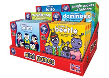 Orchard Toys – Mini Games, Educational Games, Modern Brands, Little Toy Lane - Little Toy Lane