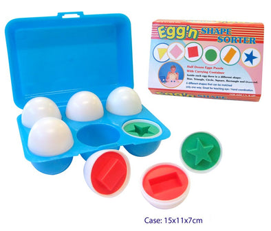 Egg Shape Sporter in Plastic, Learn & Explore, La Belle Toys, Little Toy Lane - Little Toy Lane