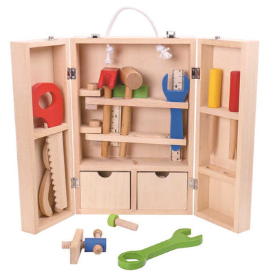 CARPENTER SET, Build it, Tooky, Little Toy Lane - Little Toy Lane