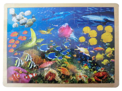 JIGSAW PUZZLE - SEALIFE, Puzzles, La Belle Toys, Little Toy Lane - Little Toy Lane