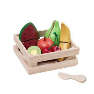 Fruity Basket, Kitchen Play, Wonderworld, Little Toy Lane - Little Toy Lane