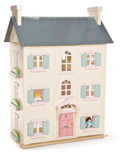 Cherry Tree Hall Doll House, Dolls Houses, Le Toy Van, Little Toy Lane - Little Toy Lane