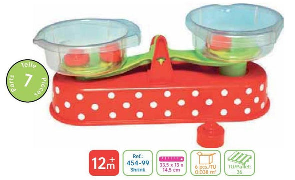 7 piece scale set, , Gowi, Little Toy Lane - Little Toy Lane