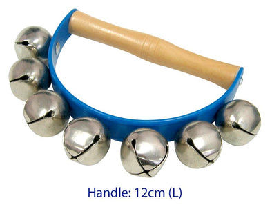 Wooden hand bells, , Gowi, Little Toy Lane - Little Toy Lane
