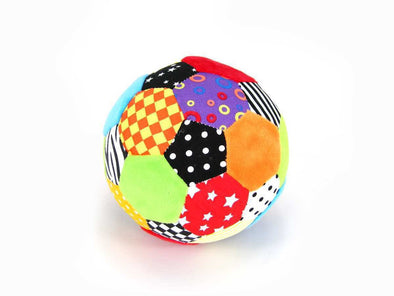 Colourful Baby ring bell ball, , Top Bright, Little Toy Lane - Little Toy Lane