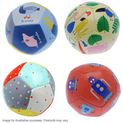 Softballs - random designs, , Kaleidoscope, Little Toy Lane - Little Toy Lane