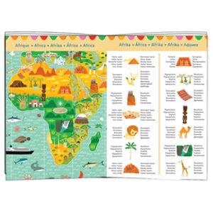 Monuments of the World 200 piece puzzle