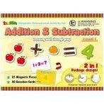 Addition & Subtraction - Magnetic game, , Little Toy Lane, Little Toy Lane - Little Toy Lane